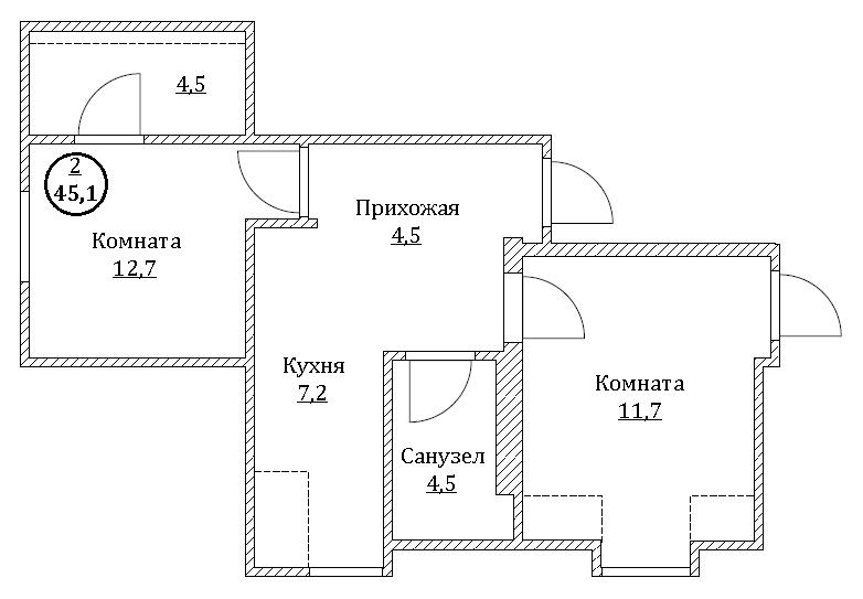 Калининградская область, Калининград г, Лесная ул, 89